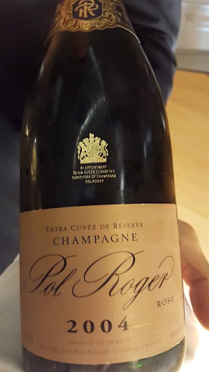 Champagne, Antonello Colonna, Roma