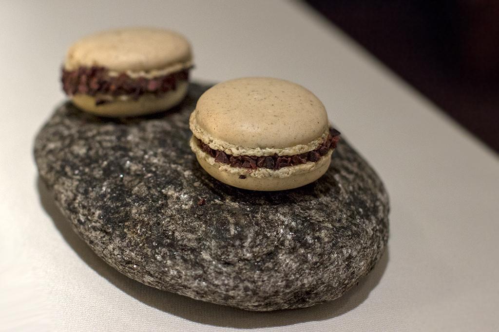 Macaron, Essenza, Chef Eugenio Boer, Milano