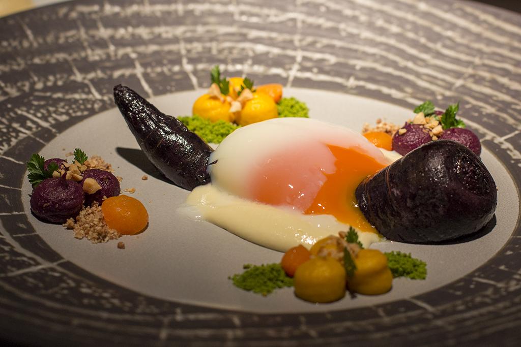 Uovo, Essenza, Chef Eugenio Boer, Milano