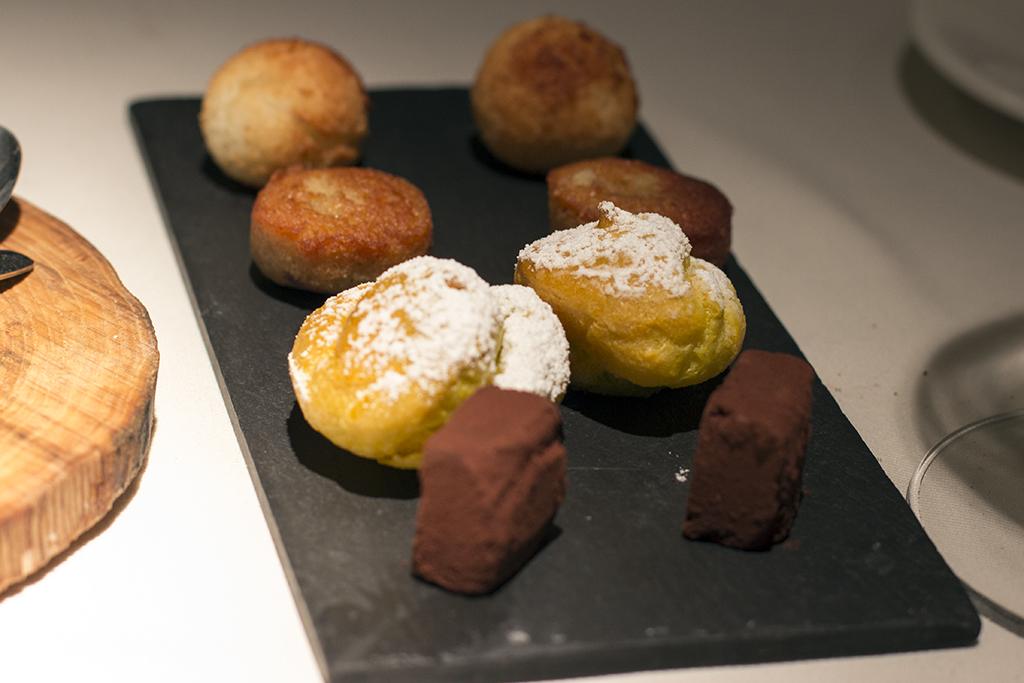 piccola pasticceria, Essenza, Chef Eugenio Boer, Milano
