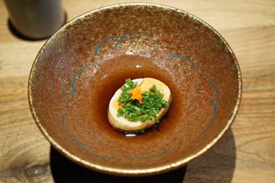 Fegato di rana, Jin, Takuya Watanabe, Parigi