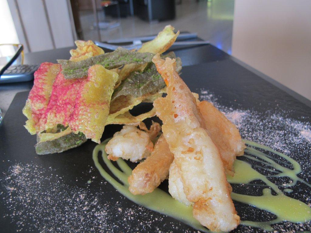 fish&chips, Kresios, Chef Giuseppe Iannotti, Telese Terme, Benevento