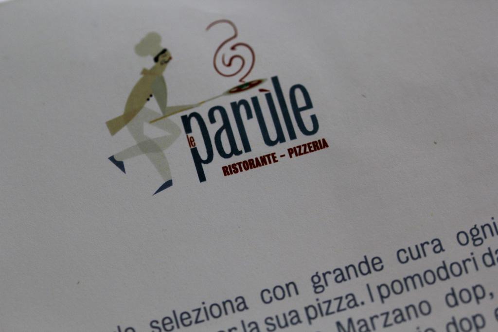 menù, Le Parule, Giuseppe Pignalosa, Ercolano, Napoli