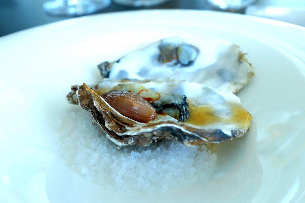 ostrica, Lux Lucis, Forte dei Marmi, chef Valentino Cassanelli