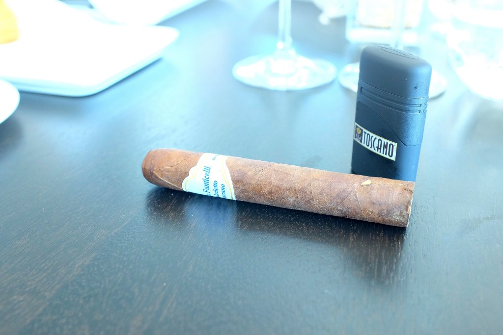 sigaro, Lux Lucis, Forte dei Marmi, chef Valentino Cassanelli
