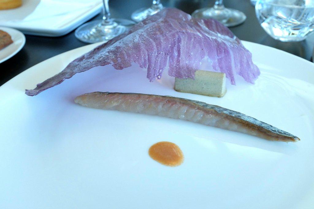 sgombro, Lux Lucis, Forte dei Marmi, chef Valentino Cassanelli
