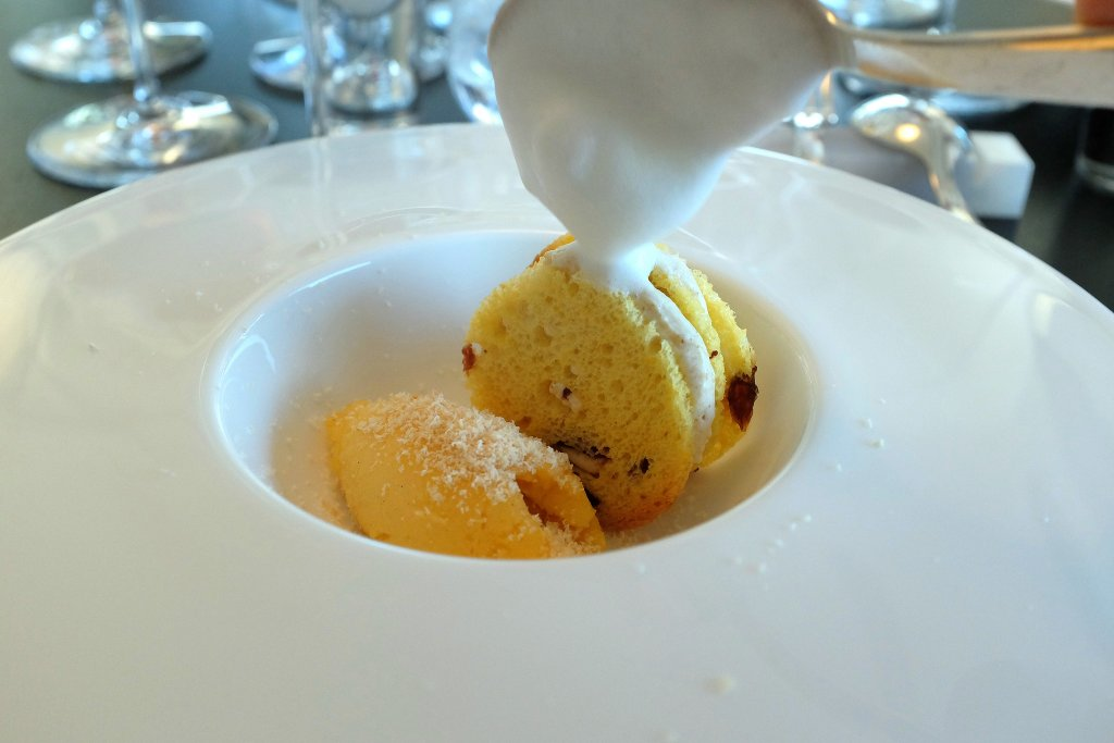 millefoglie, Lux Lucis, Forte dei Marmi, chef Valentino Cassanelli