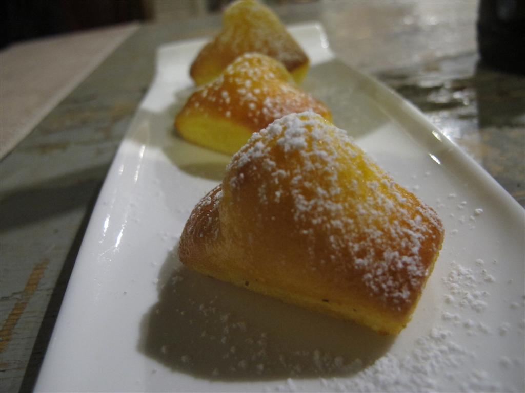 tortino allo yogurt, Il Merlo, Chef Angelo Torcigliani, Camaiore