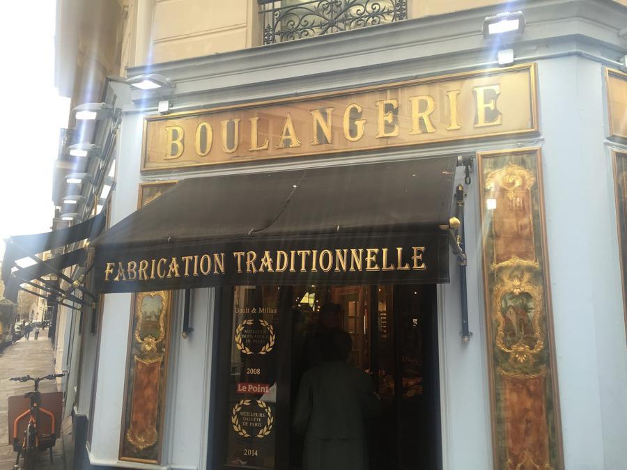 Boulangerie, Du pain et des idées, Parigi