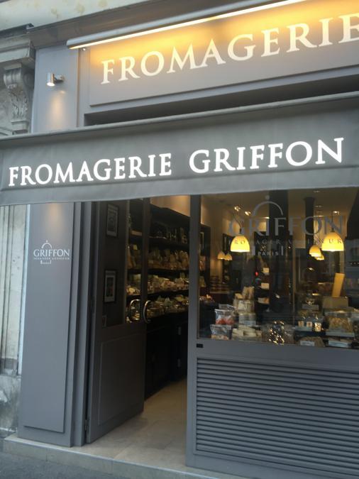 Fromagerie Griffon, Parigi