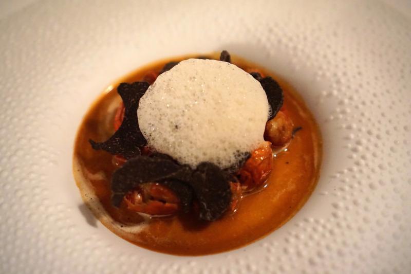 Gateau, Le Grand Restaurant, Chef Jean-François Piège, Parigi