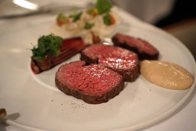 agnus, Le Grand Restaurant, Chef Jean-François Piège, Parigi