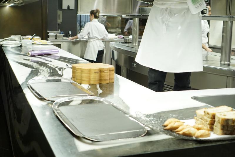 cucina, Le Grand Restaurant, Chef Jean-François Piège, Parigi