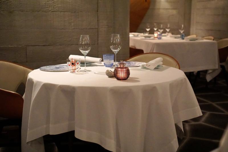 sala, Le Grand Restaurant, Chef Jean-François Piège, Parigi