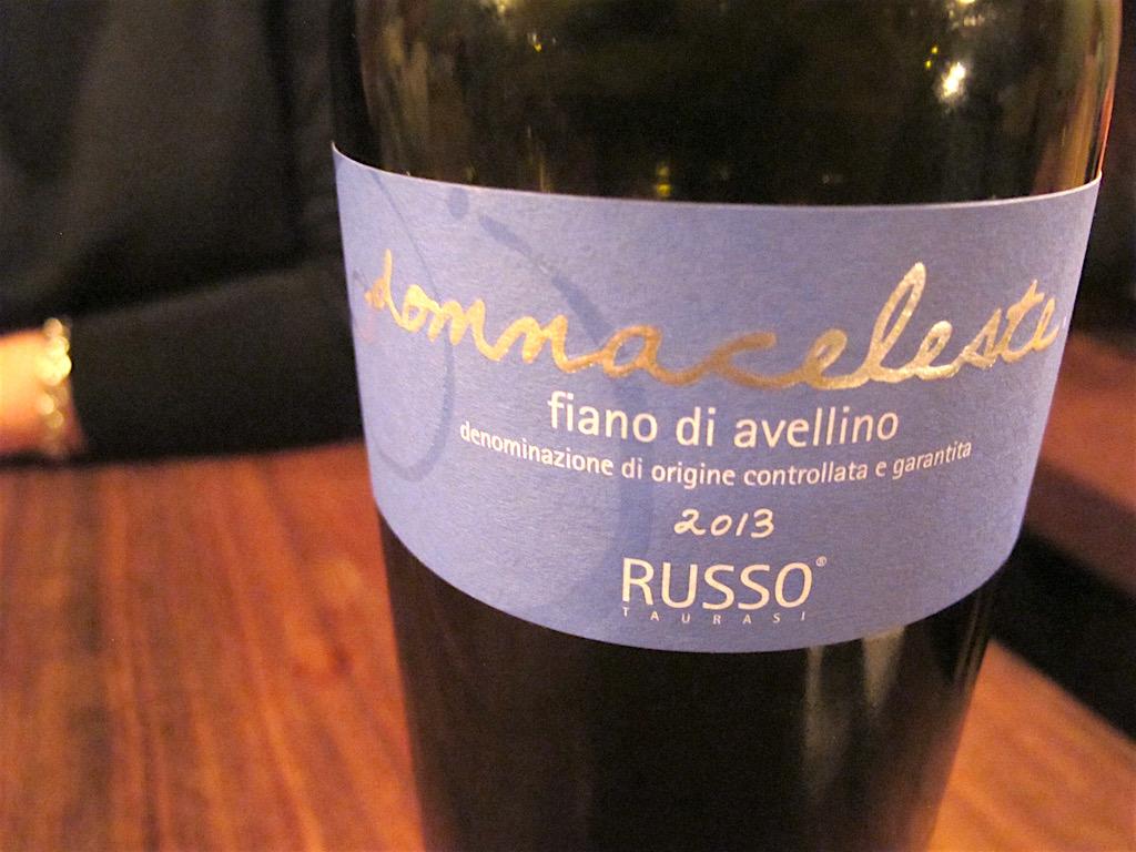 vino, Secondo Tradizione Banco&Cucina, Roma