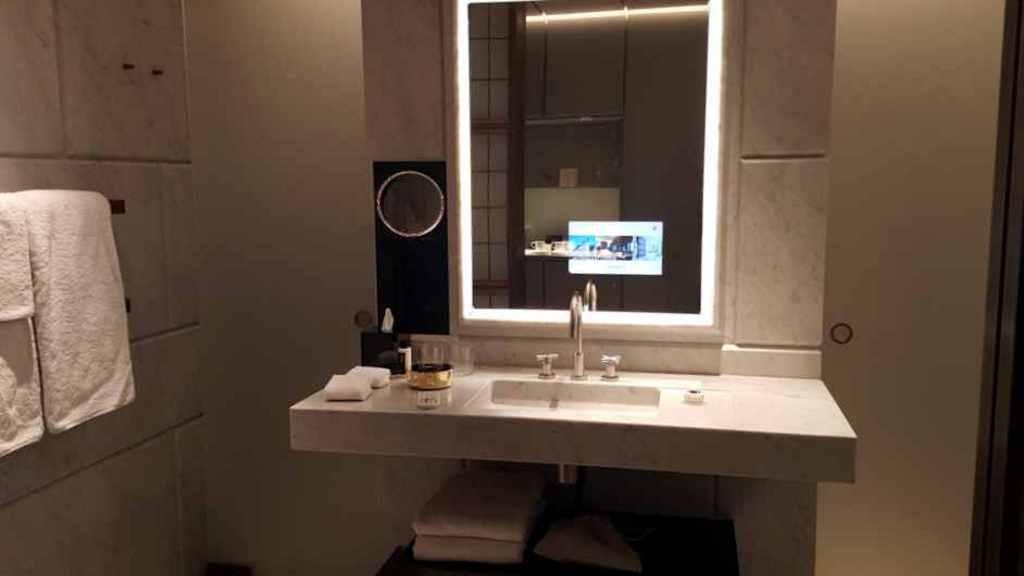bagno, Hotel Café Royal, London