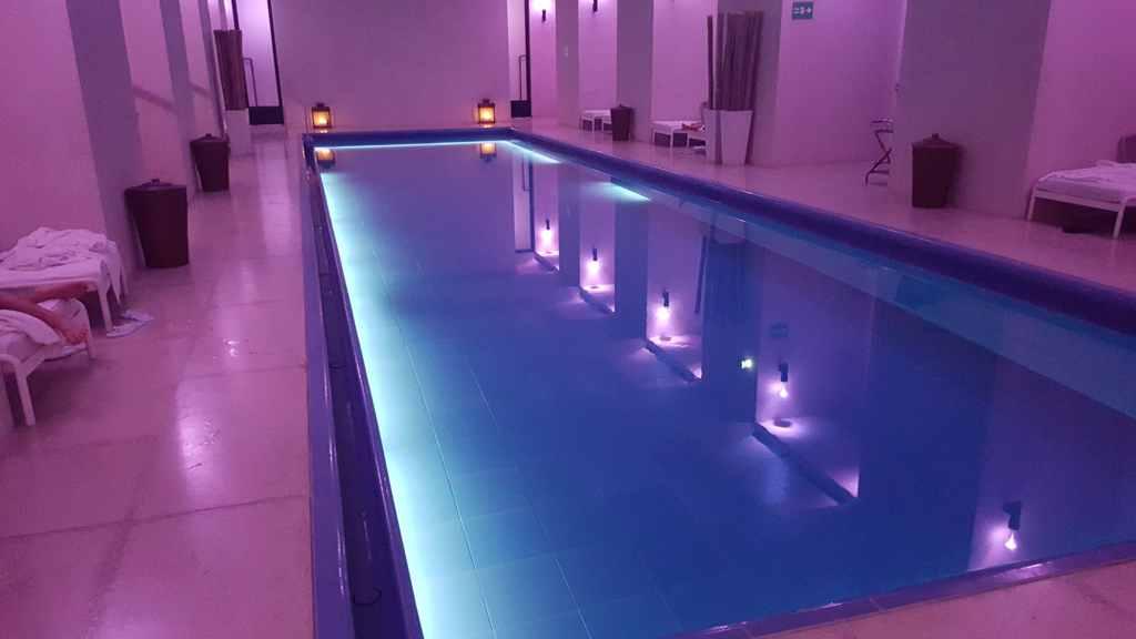 piscina, Hotel Café Royal, London