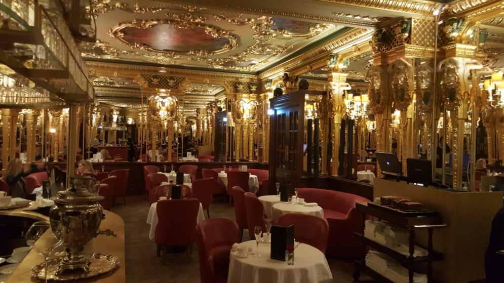 Hotel Café Royal, London