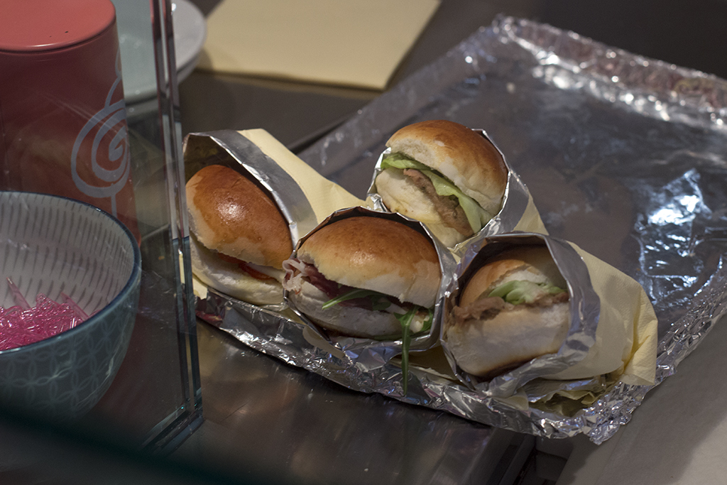 Sandwich, Patissêrie des rêves, Philippe Conticini, Milano