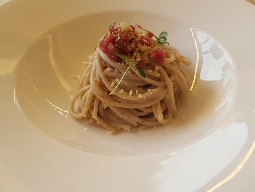 Spaghetti, Pierino Penati, Chef Theo Penati, Viganò, Lecco