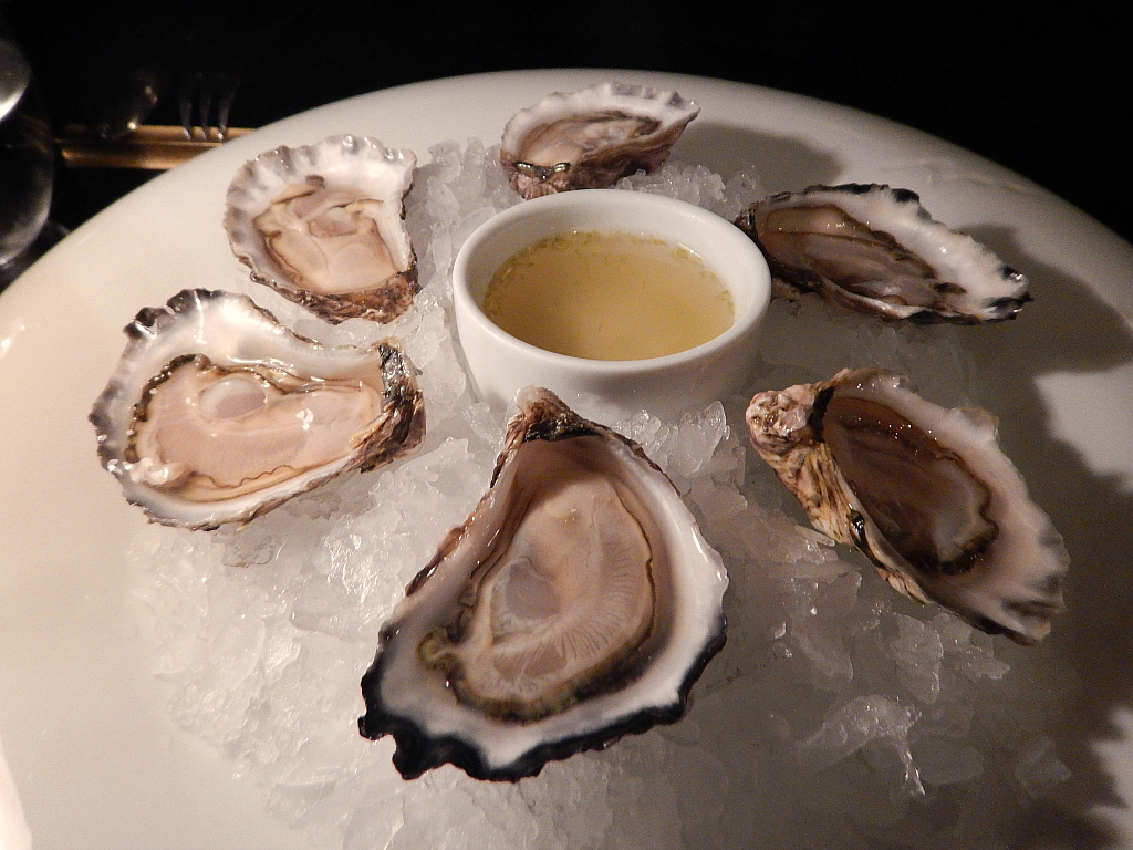 Ostriche, Sepia, Chef Martin Benn, Sydney