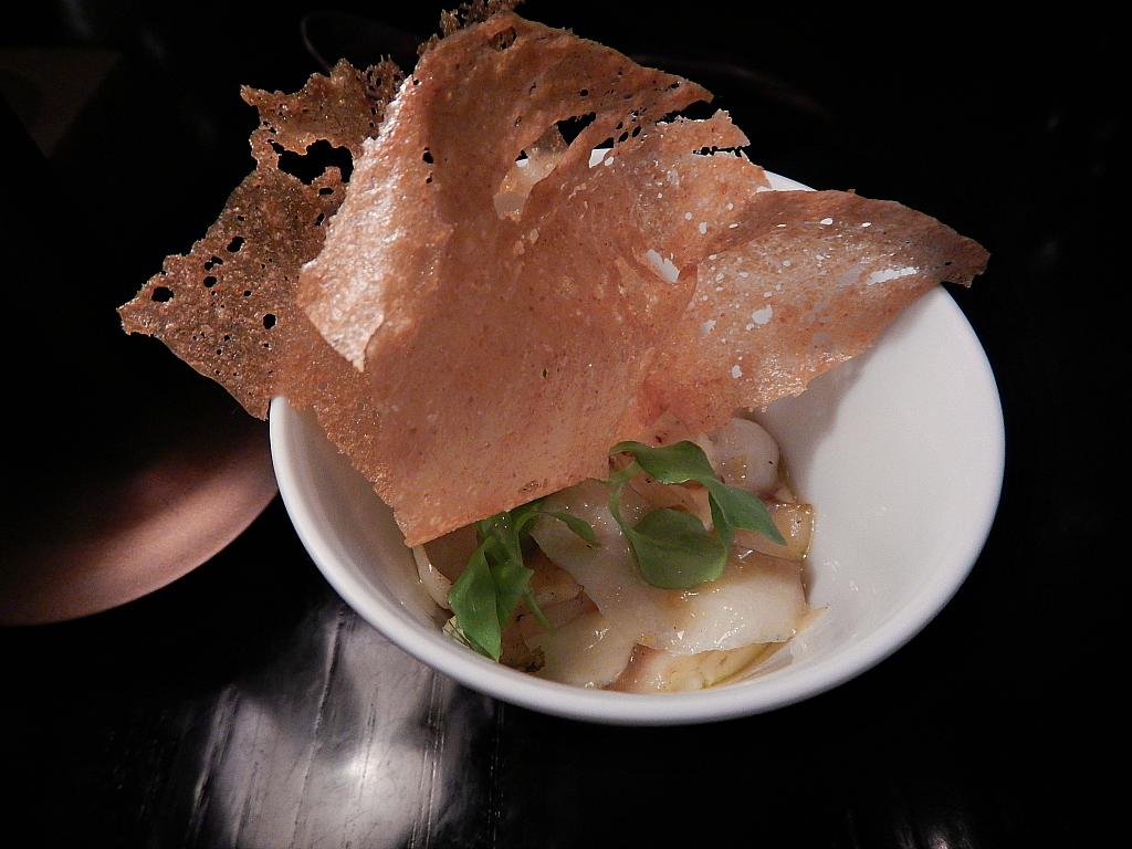 Abalone, Sepia, Chef Martin Benn, Sydney