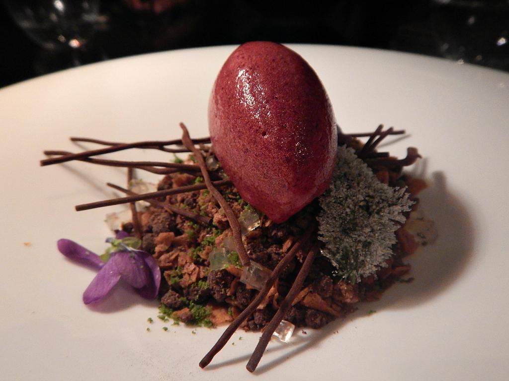 foresta nera, Sepia, Chef Martin Benn, Sydney