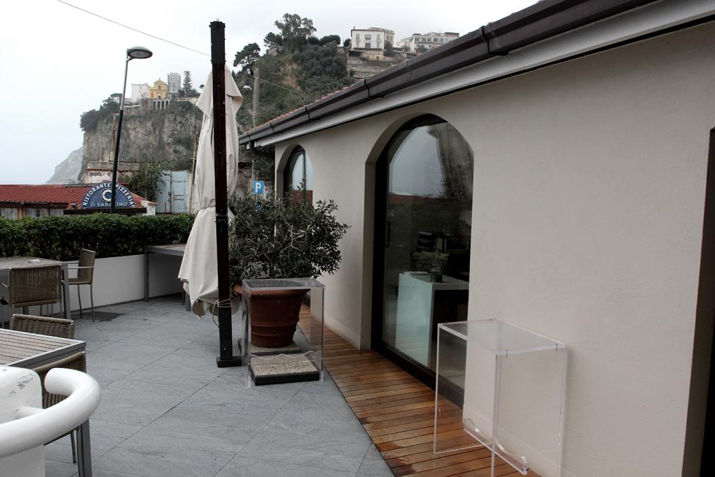 Torre del Saracino, Chef Gennaro Esposito, Vico Equense, Napoli