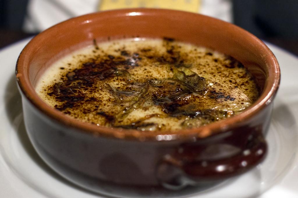 zuppa del giorno, Trattoria Trippa, Chef Diego Rossi, Milano