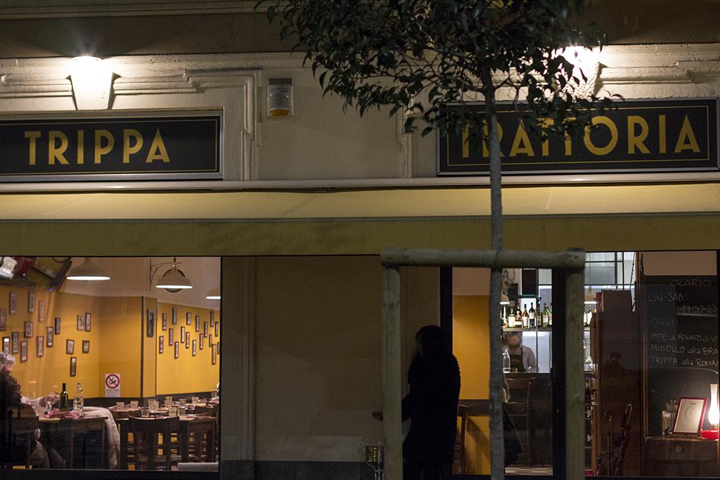 Trattoria Trippa, Chef Diego Rossi, Milano