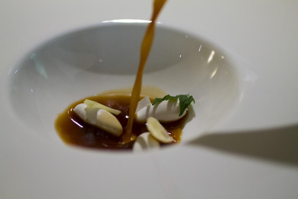illusione di mandorla, Chef Enrico Bartolini, MUDEC, Milano