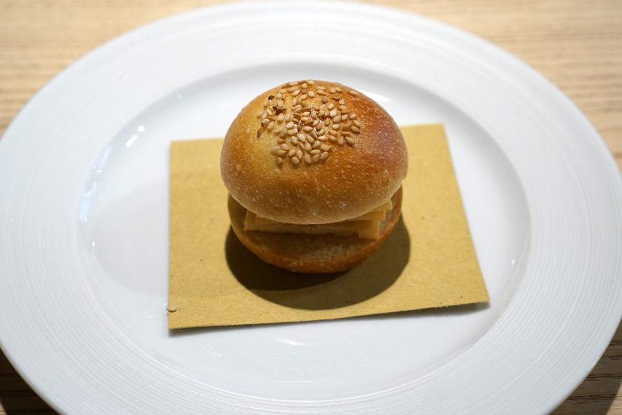 pane e panelle, Il Grano di Pepe, Chef Rino Duca, Ravarino, Modena