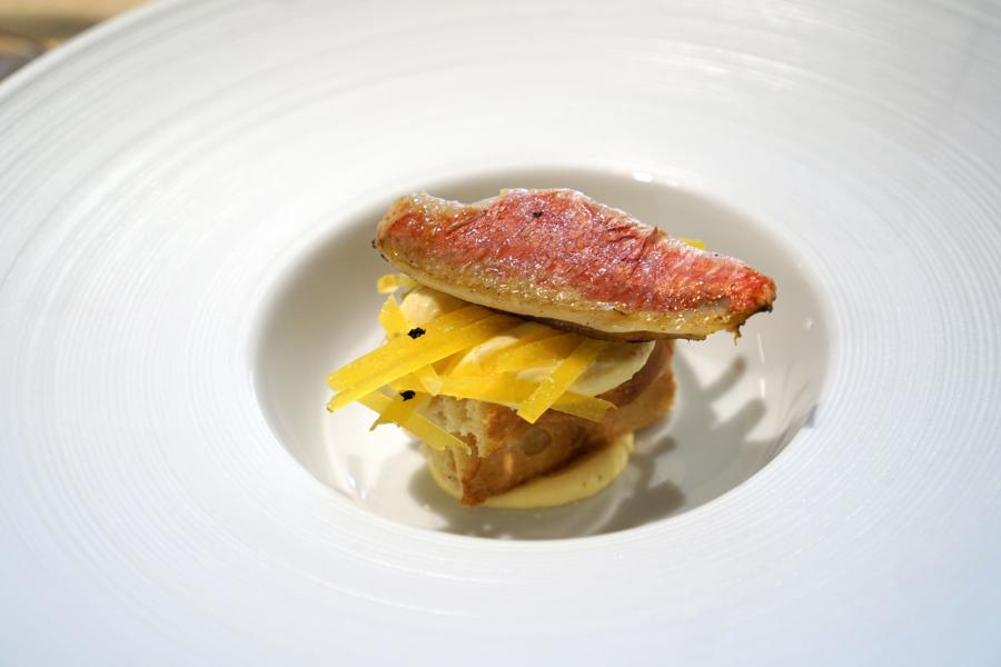 zuppa di pesce, Il Grano di Pepe, Chef Rino Duca, Ravarino, Modena