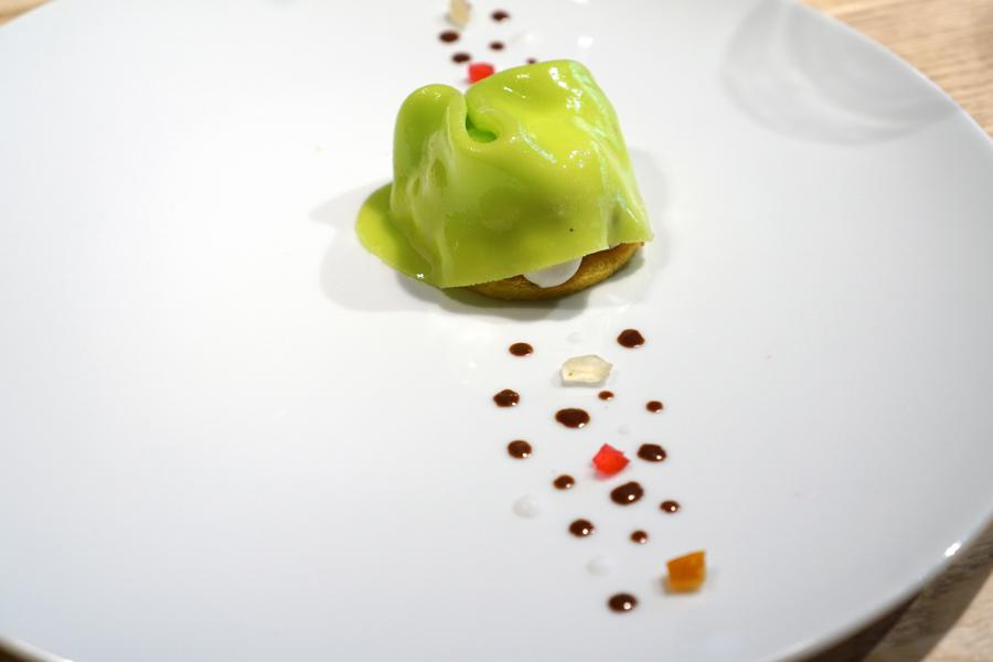 Cassata, Il Grano di Pepe, Chef Rino Duca, Ravarino, Modena