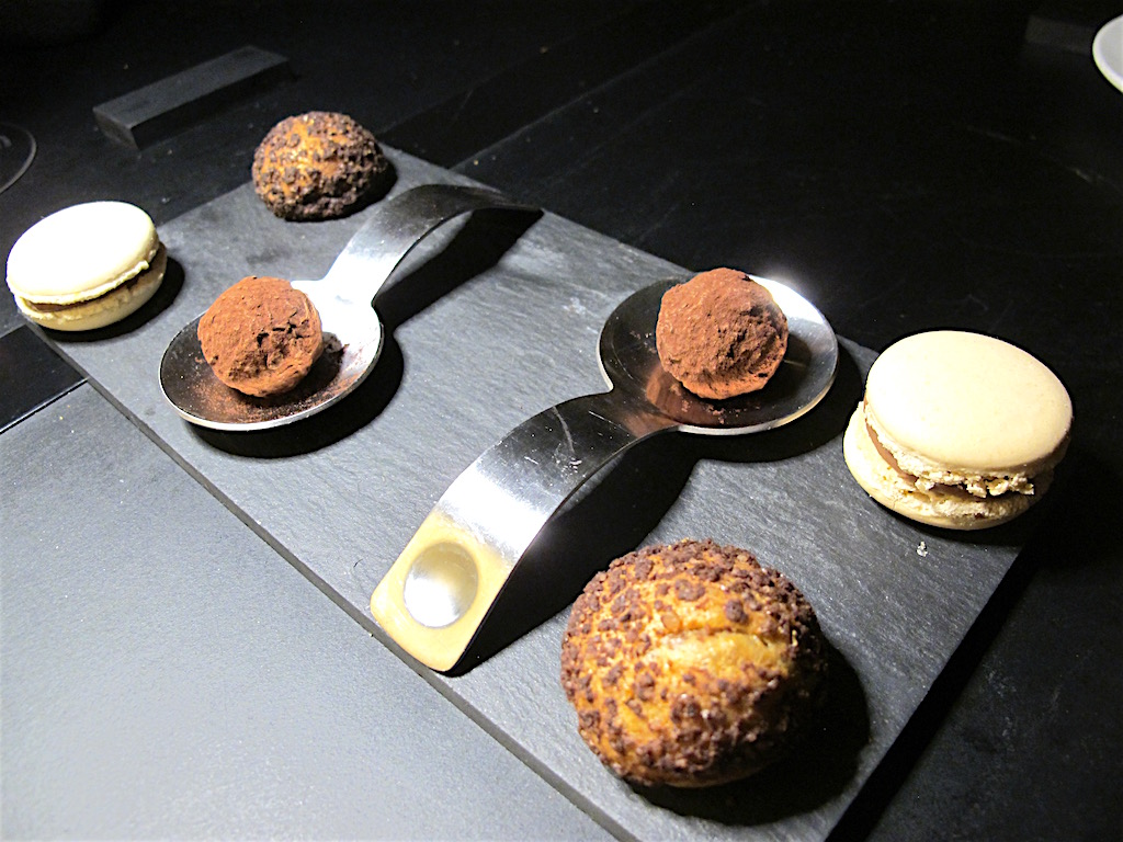 Petit four, Per me, Chef Giulio Terrinoni, Roma