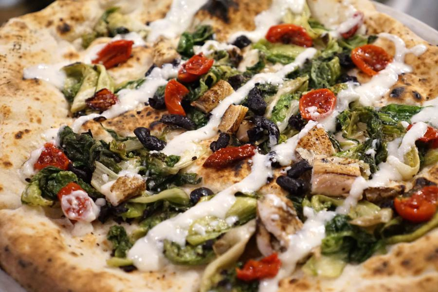 Scarola, Sgombro, Pizzeria Salvo, Francesco e Salvatore Salvo, San Giorgio a Cremano, Napoli