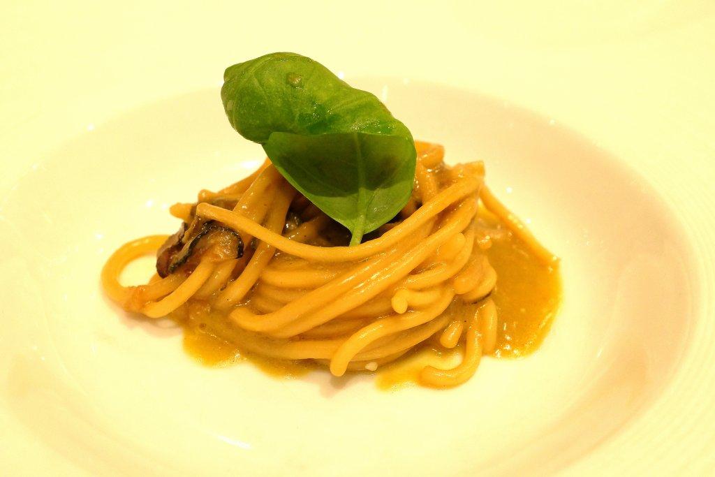 spaghetti alla nerano, Taverna del Capitano, Chef Alfonso Caputo, Nerano, Napoli
