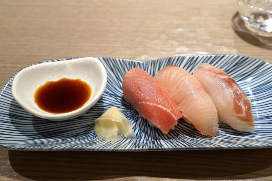 sushi, Bissoh, Chef Mikihiko Sawahata, Beune, France