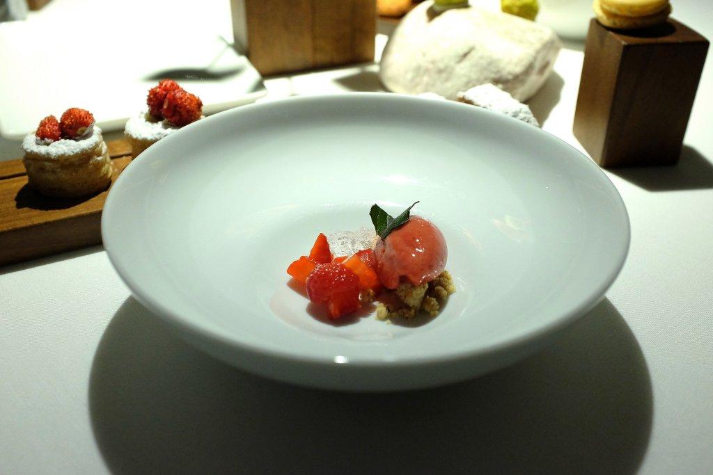 dessert, Antica Osteria Cera, Chef Lionello Cera, Lughetto di Campagna Lupia, Verona