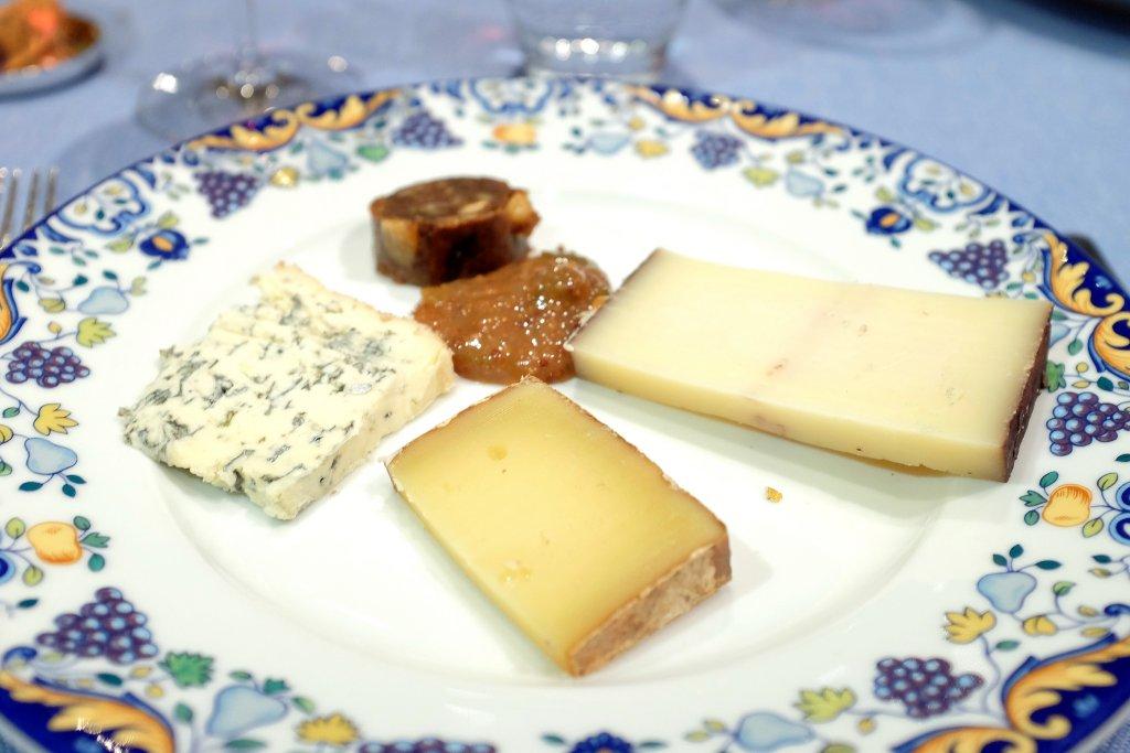 formaggi, Locanda Barbarossa, Chef Othmar Schlegel, Ascona, Svizzera