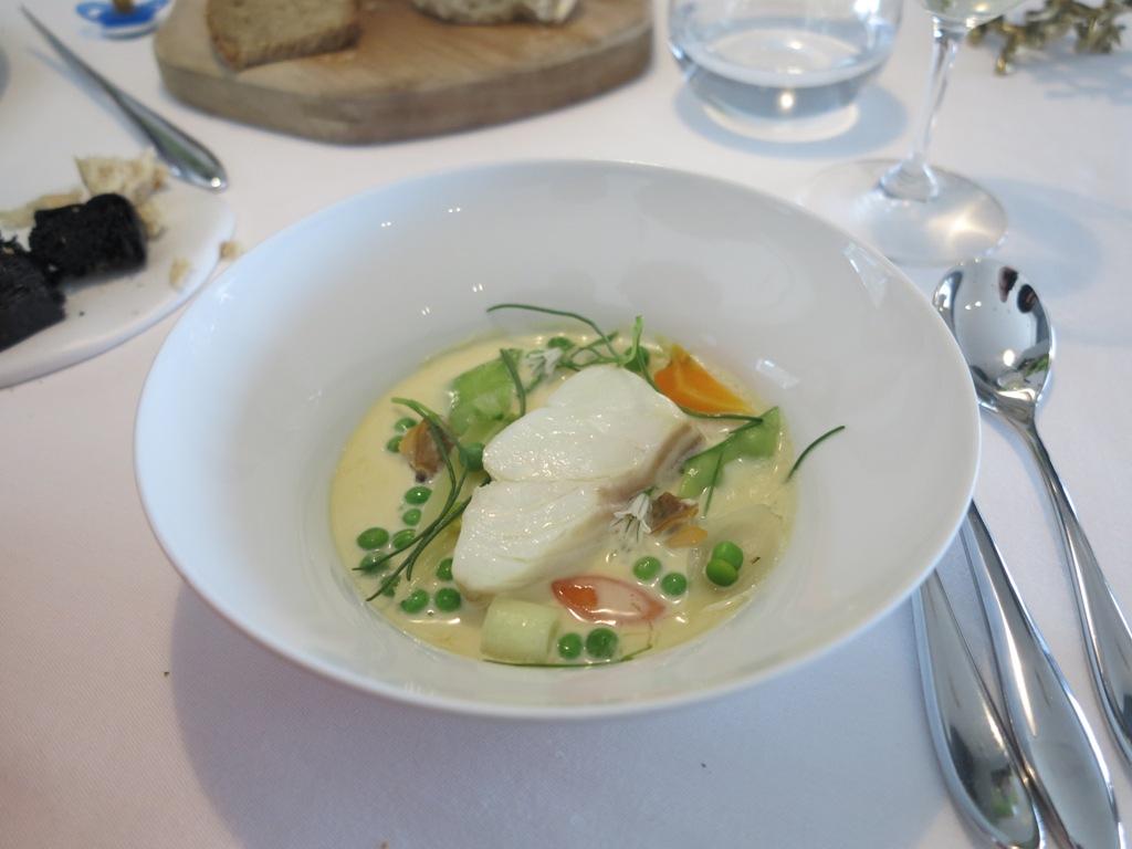 baccalà, Mirazur, Chef Mauro Colagreco, Menton, France