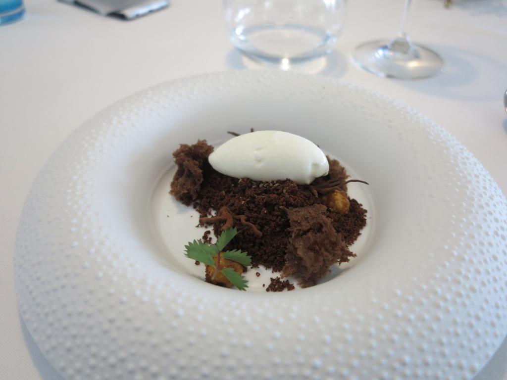 Strutture di cioccolato, Mirazur, Chef Mauro Colagreco, Menton, France