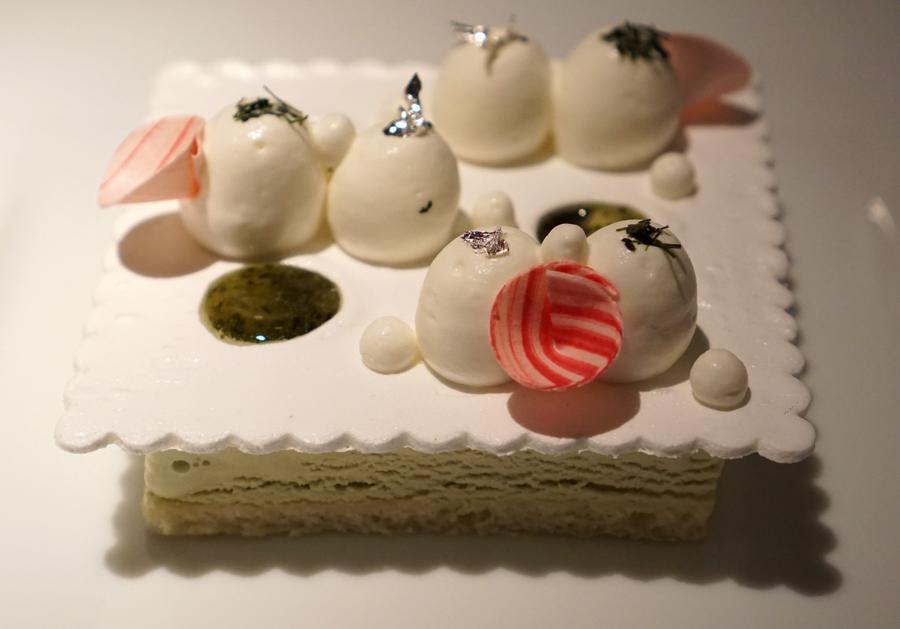 dessert, Anne-Sophie Pic, Valence, France