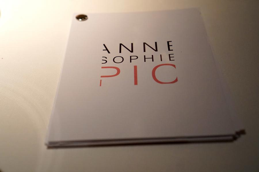 Anne-Sophie Pic, Valence, France