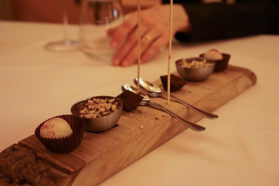 piccola pasticceria, Antica Trattoria di Sacerno, Chef Dario Picchiotti, Sacerno di Calderara di Reno, Bologna