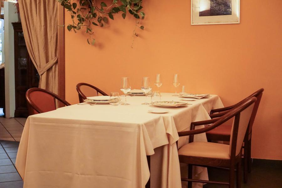 Antica Trattoria di Sacerno, Chef Dario Picchiotti, Sacerno di Calderara di Reno, Bologna