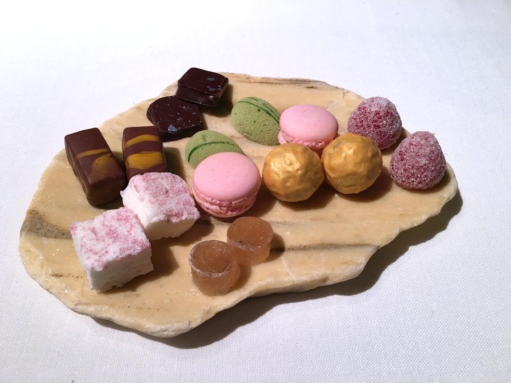 petit fours, El Celler de Can Roca, Chef Joan Roca, Girona, The World's 50 Best Restaurants