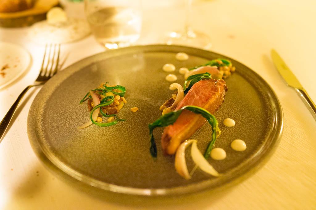 anatra, Ada e Augusto, Chef Takeshi Iway, Gaggiano, Milano