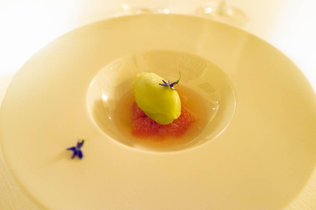 predessert,Ada e Augusto, Chef Takeshi Iway, Gaggiano, Milano