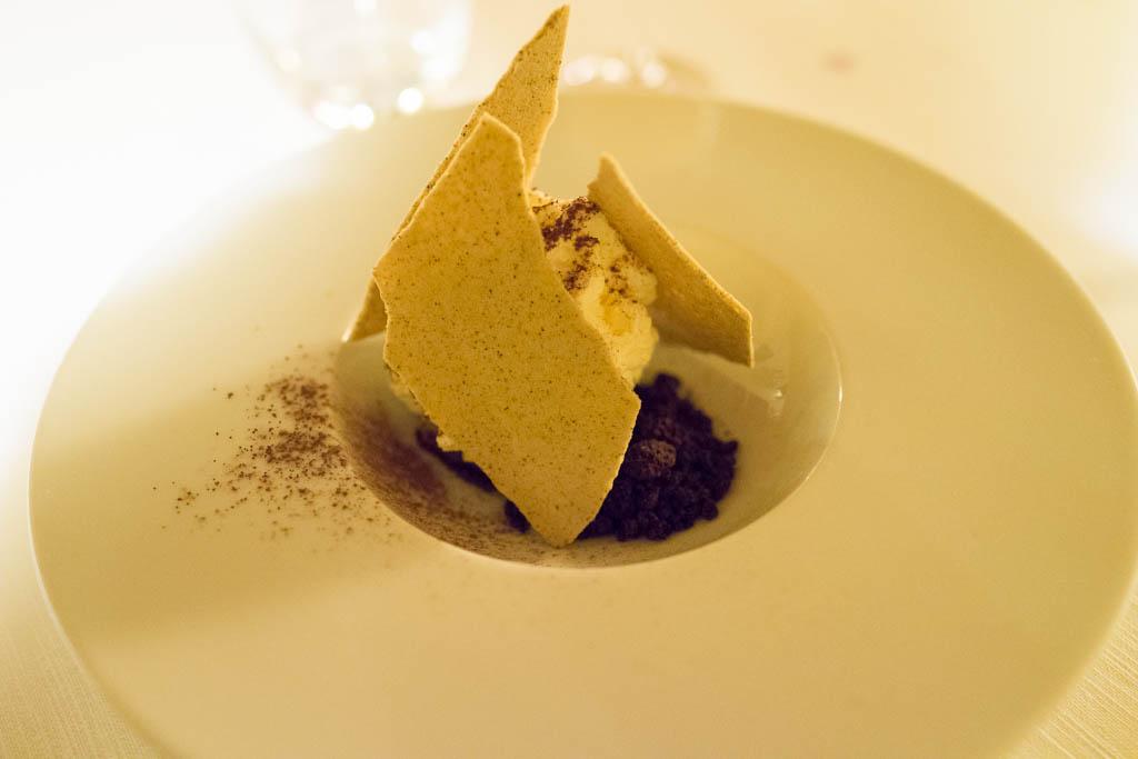 dessert, Ada e Augusto, Chef Takeshi Iway, Gaggiano, Milano